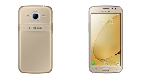 Leaked Images Of Samsung Galaxy J2 Shows Smart Glow Notification Ring - Prime Inspiration | Mobile | Scoop.it