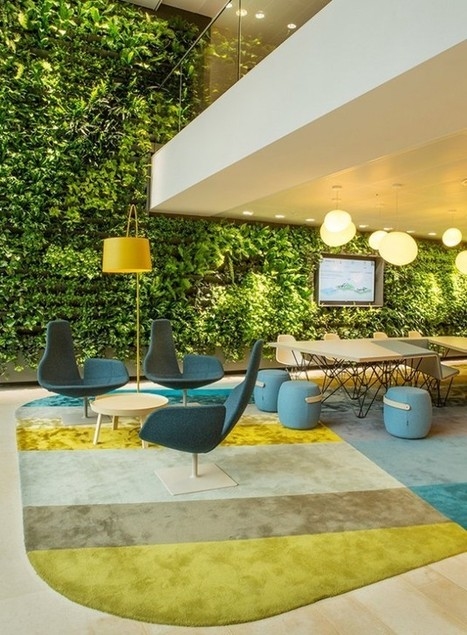 Nuon Office by HEYLIGERS Design+Projects » | bureau : espace innovant | Scoop.it