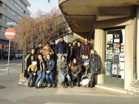Les étudiant·e·s de la HES-SO Valais-Wallis investissent l'Espace Public à Monthey   HES-SO Valais-Wallis   Scoop.it