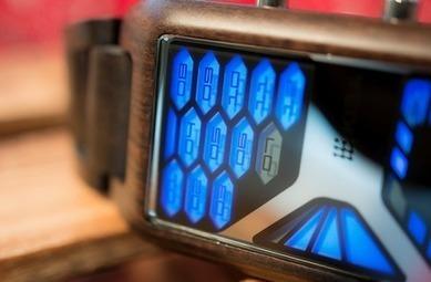 Tokyoflash revisite sa montre Console | google+ | Scoop.it