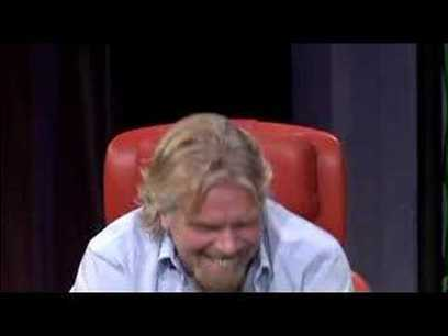 Richard Branson on being Dyslexic - TED