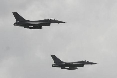 Pilot killed in F-16 crash - Bangkok Post | Nakhon Ratchasima | Scoop.it