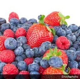 Blueberries and Strawberries Reduce Heart Attack Risk | Rediscovering Wellness | Scoop.it
