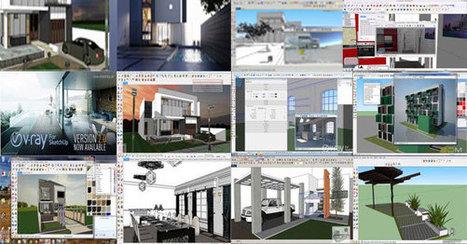 Download of various sketchup vray tutorials | 3d information 2013 | Scoop.it