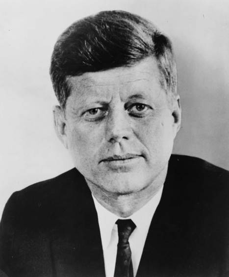 PORTSMOUTH POINT: A Light Is Extinguished: Remembering JFK | A2 US Politics - The Constitution and the Court | Scoop.it
