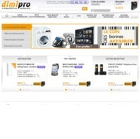 Dimipro : Tout l'électroménager au meilleur prix | Soldes Informatique - Photo & Video | Scoop.it