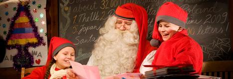 Santa Claus Villageat the Arctic Circle in Rovaniemi, Lapland Finland | Santa Claus Village | FINLAND2013 | Scoop.it