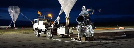 Welcome to SuperBIT — The Balloon-borne Imaging Telescope | More Commercial Space News | Scoop.it