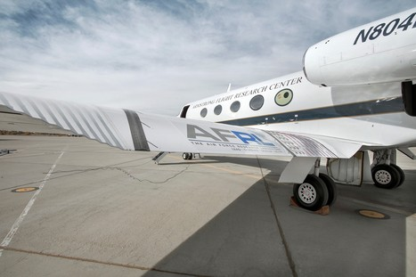 NASA Tests Revolutionary Shape Changing Aircraft Flap for the First Time | Aero | Scoop.it