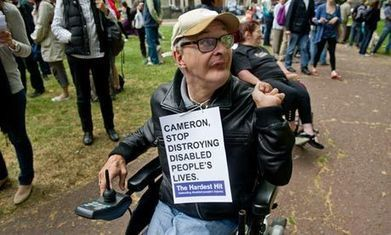 Disability cuts come with a dehumanising rhetoric | The WOW Petition | Scoop.it