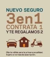 Nuez.es - Nuez Seguros 3x1 Asegura tu coche, moto o casa y llévate otros 2 seguros gratis. Calcular precio   Potencia Tu Economia   Compañías Aseguradoras   Scoop.it