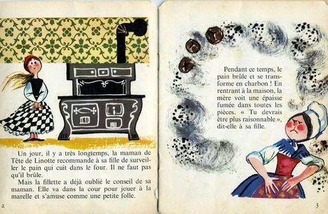 Tête de linotte - | FLE enfants | Scoop.it