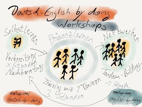 DE: Neues 2-sprachiges OBLL Workshop-Konzept von Deutsch & English by... | OBLL - Open Blended Language Learning | Scoop.it