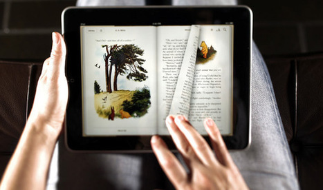 With Technology Makeover, Children's Books Become More Exciting | Elementary Education | Scoop.it