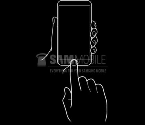 De la Biométrie pour Samsung ?   Actualité Webmarketing, Buzz & Innovation   Scoop.it