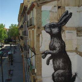 Le ROA du Street-Art belge se dévoile | CHRONYX 4 CHANGE : un autre monde est possible ! | Scoop.it