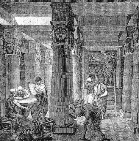 Biblioteca de Alexandria;   Projeto Alexandria   Scoop.it