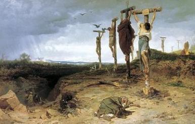 Licinio Craso, el romano más codicioso y cruel que crucificó a 6.000 esclavos de Espartaco | LVDVS CHIRONIS 3.0 | Scoop.it