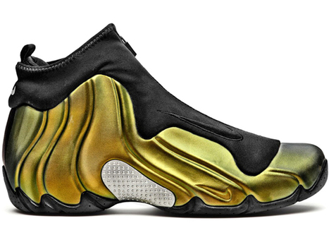 "Nike Air Flightposite ""Copper Gold"" Releasing • EQUNIU   Street Fashion   Scoop.it"