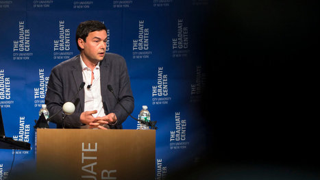 Thomas Piketty Responds to Criticism of His Data | Content in Context | Scoop.it