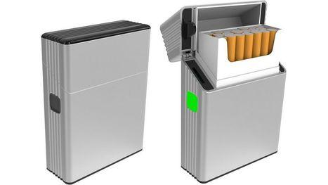 CES 2016 : une boîte à cigarette pour aider à arrêter de fumer   Actualité Geek (High-Tech)   Scoop.it