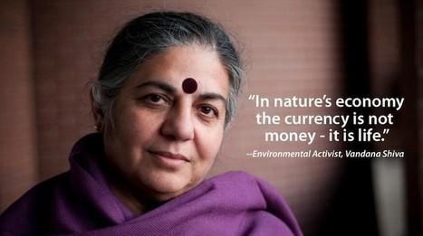 5 mythes sur les OGM démontés par Dr. Vandana Shiva | Des 4 coins du monde | Scoop.it
