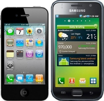 Apple And Samsung Are Taking Away Entire Revenue Of Mobile Market ~ Geeky Apple - The new iPad 3, iPhone iOS 5.1 Jailbreaking and Unlocking Guides | Apple News - From competitors to owners | Scoop.it