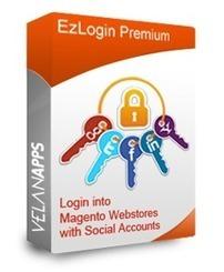 EzLogin Premium – A Social Login Enabler for Mangento Webstores | VELAN APPS | Scoop.it