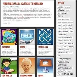 iPadiskolen.dk - nyt site fra CFU til undervisning understøttet af iPads - Folkeskolen.dk | Learning and it | Scoop.it