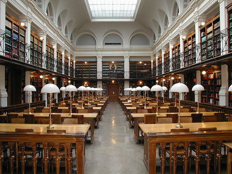 Top trends in academic libraries | innovative libraries | Scoop.it