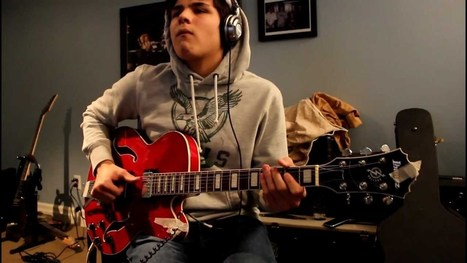 John Mayer/Herbie Hancock - Stitched Up Cover [HD] - YouTube | fitness, health,news&music | Scoop.it