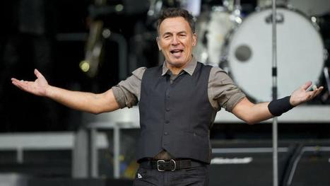 Bruce Springsteen raconte ses secrets de jeunesse - le Figaro | Bruce Springsteen | Scoop.it