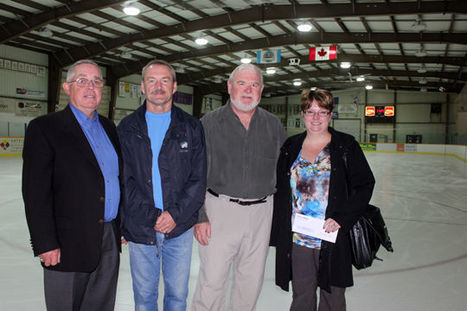 Lighting retrofits at Seaforth arena | Local | News | Seaforth Huron Expositor | Sports Facility Management.4089346 | Scoop.it