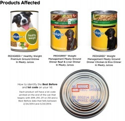 PEDIGREE Wet Dog Food Recall   Pet News   Scoop.it