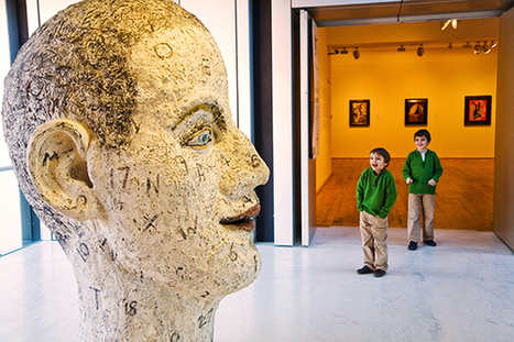 How to Raise a Museum-Loving Kid   Innovation in Culture and Art   Scoop.it