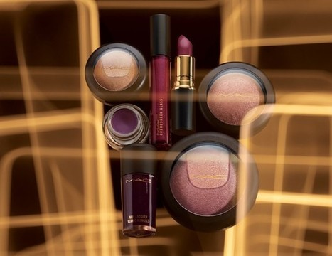 Must Have MAC's Divine Night Holiday 2013 Collection | by Styling Amsterdam | Things to know | Scoop.it