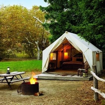 41 Camping Hacks That Are Borderline Genius | Marketing | Scoop.it