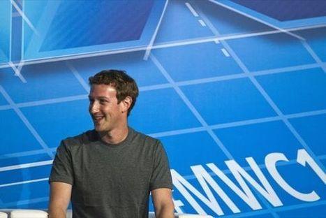 Le patron de Facebook plus riche que les fondateurs de Google - LesAffaires.com | SMO social media optimisation | Scoop.it