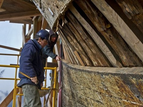 For the First Time in 93 Years, a 19th-Century Whaling Ship Sets Sail   Naval Museums Storytelling   Scoop.it