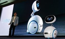 Meet Zenbo, the Asus  robot   that costs no more than a smartphone | Cyborg Lives | Scoop.it