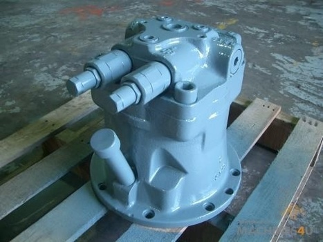 slew motor to suit Hitachi EX200 | Gearboxes Drives | Scoop.it