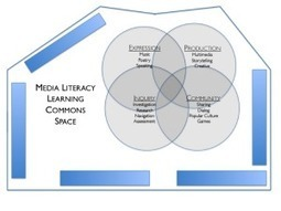 School Library. Media Literacy and Learning Commons in the Digital Age: Knowledge Model | all things teacher librarian | Scoop.it