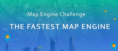 Speed matters. Take part in the Fastest Map Engine Challenge. - Geoawesomeness | GeoWeb OpenSource | Scoop.it