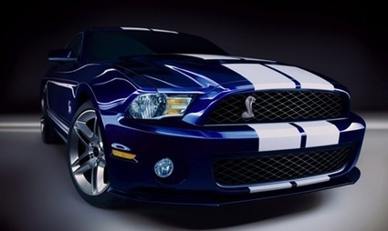 Ford Mustang Shelby GT500   Mas interesante   Scoop.it