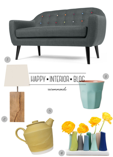 Happy Interior Blog: Happy Interior Blog Recommends... | IMMOBILIER 2014 | Scoop.it