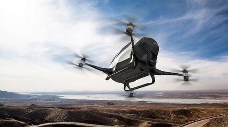World's First Passenger Drone to Begin Testing | Post-Sapiens, les êtres technologiques | Scoop.it