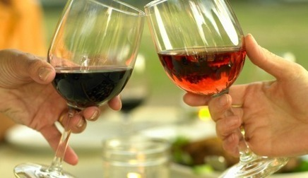 Is Red #Wine Truly Good For You? | FOOD COSMOS eDIGEST | Scoop.it