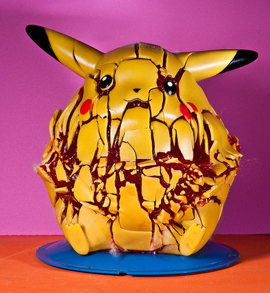 High Speed Photographs of Toys Stuffed With Firecrackers   Photography Gear News   Scoop.it