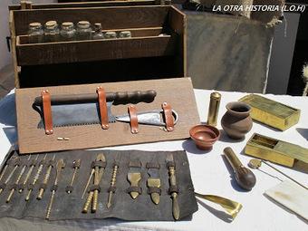 Instrumentos de cirugía utilizados por los Romanos ( Arde Lucus 2013). | LVDVS CHIRONIS 3.0 | Scoop.it