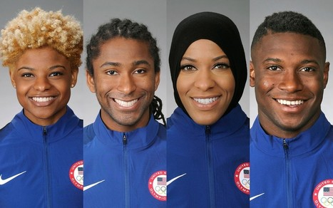 Blades of Glory: Meet Our Black Olympian Fencers | African American Women and Men | Scoop.it